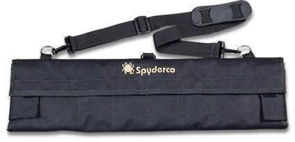 Spyderco SpyderPac Large Carrying Case, Holds 30 Folding Knives
