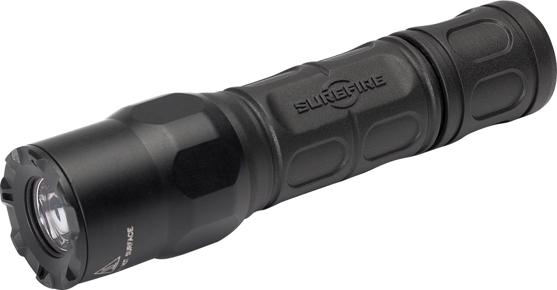 SureFire G2X with MaxVision Dual-Output LED Flashlight, 800 Max Lumens, Black
