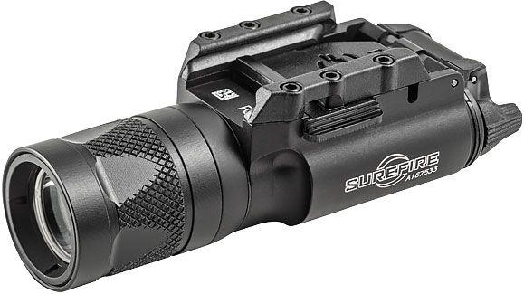 SureFire X300-VB LED Handgun or Long Gun WeaponLight, 350 Lumens
