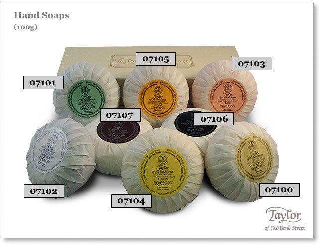 Taylor of Old Bond Street Jojoba Hand Soap (one bar only) 3.5 oz (100g)