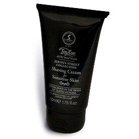 Taylor of Old Bond Street Jermyn Street Collection Shaving Cream for Sensitive Skin 2.5 oz (75ml)