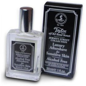 Taylor of Old Bond Street Jermyn Street Collection Luxury Aftershave for Sensitive Skin 1 oz (30ml)