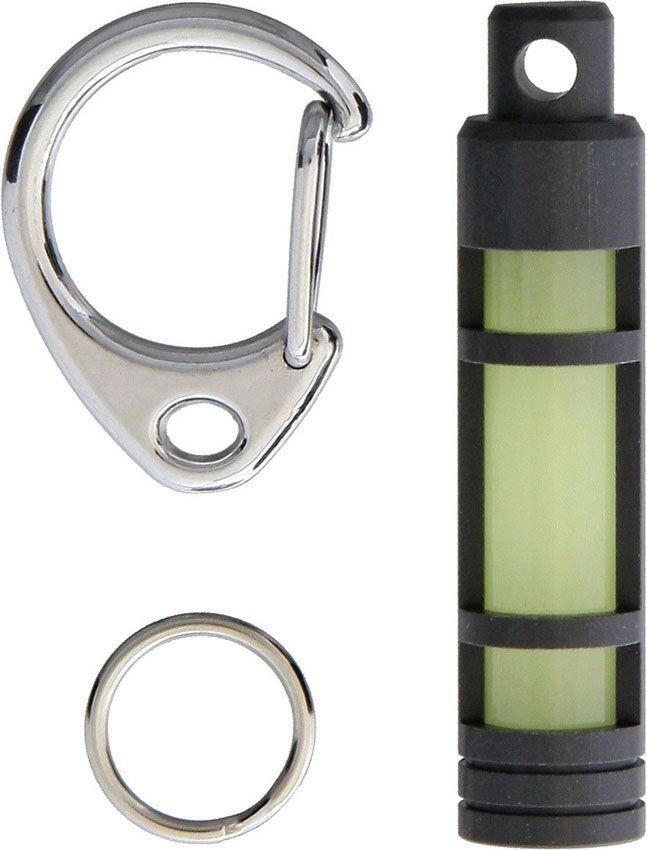 TEC Accessories Embrite A3 Glow Fob, Clear