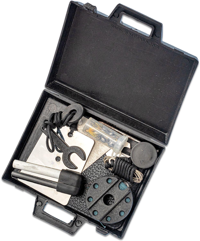 TEKNA Knives Wilderness Wallet Pocket Survival Kit