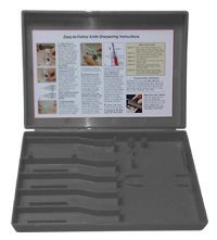 GATCO Replacement Storage Case for Sharpening Systems