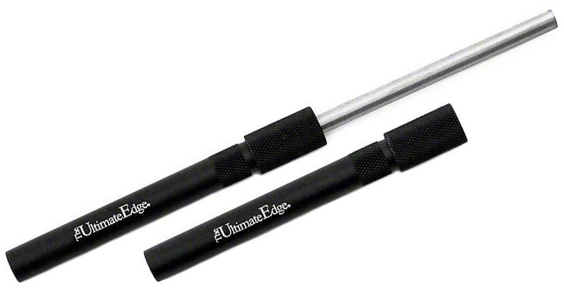The Ultimate Edge 4NF-A Diamond Sharpening Steel Sportster