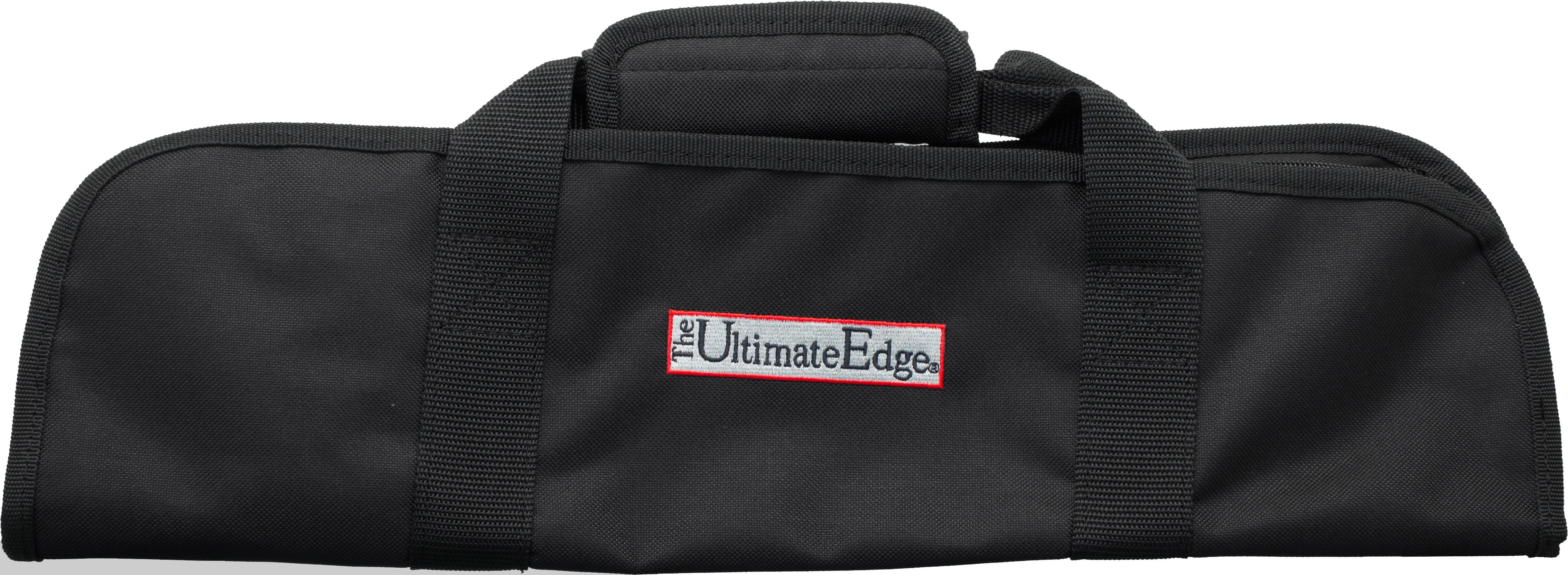 The Ultimate Edge 5 Piece Knife Case, Black