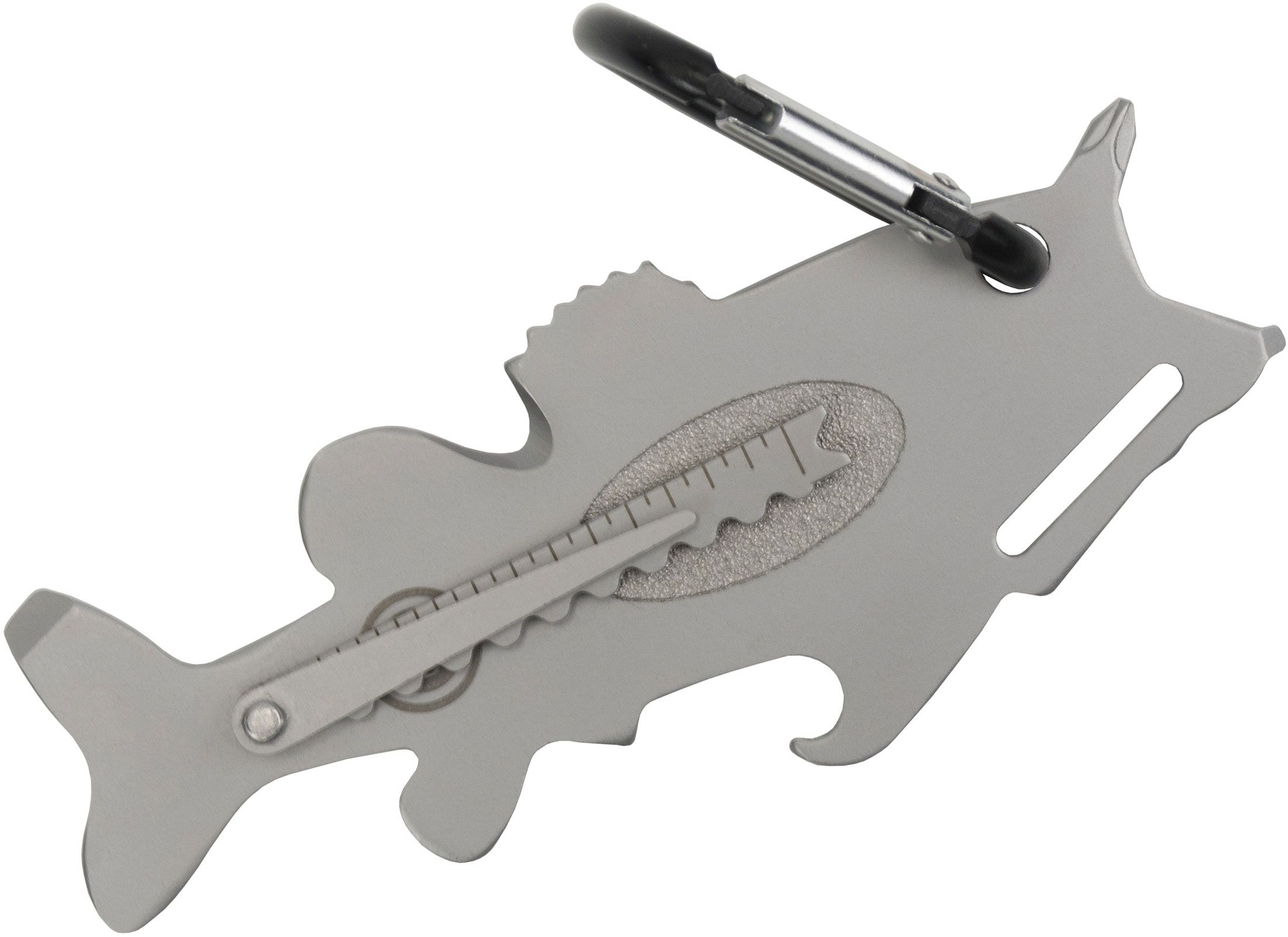 UST Ultimate Survival Tool a Long Bass Pocket-Size Multi-Tool