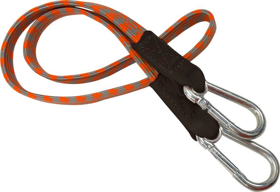 UST Ultimate Survival 24 inch KLIPP Stretch Strap with Biner Clips