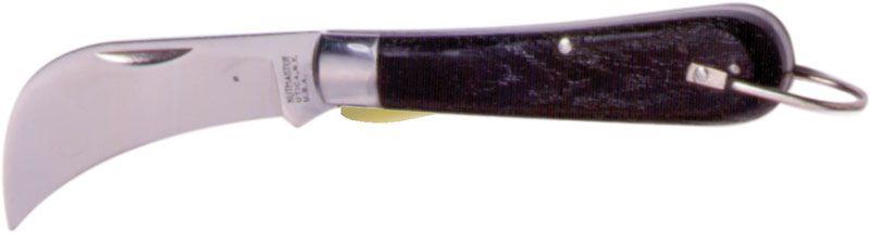 Utica Pruning Knife 3 inch Hawkbill Blade, Locking, Delrin Handles