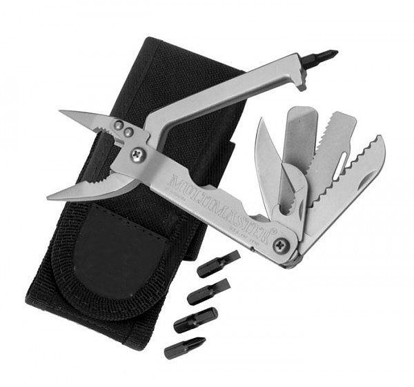 Utica Multimaster 17 Function Multi-Purpose Tool Needle Nose