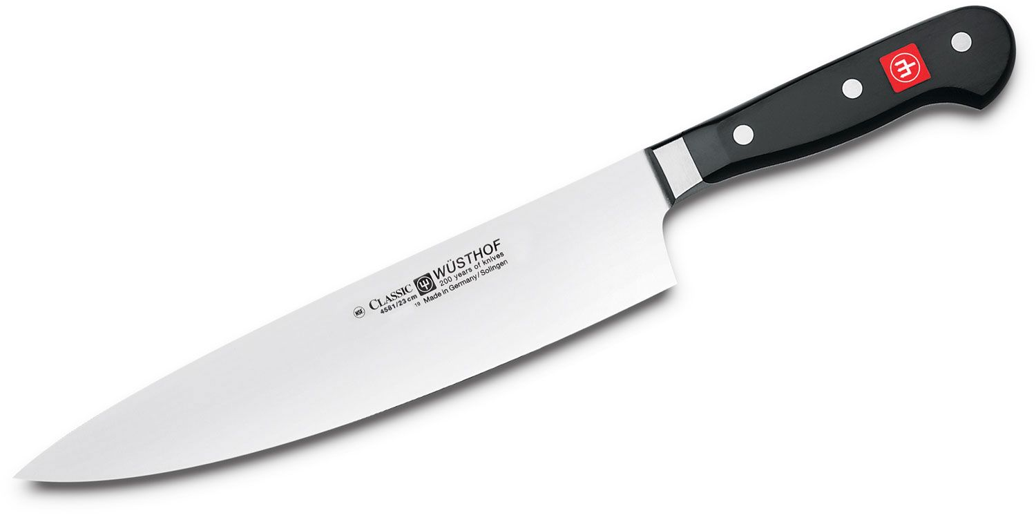 Wusthof Classic 9 inch Half-Bolster Chef's Knife