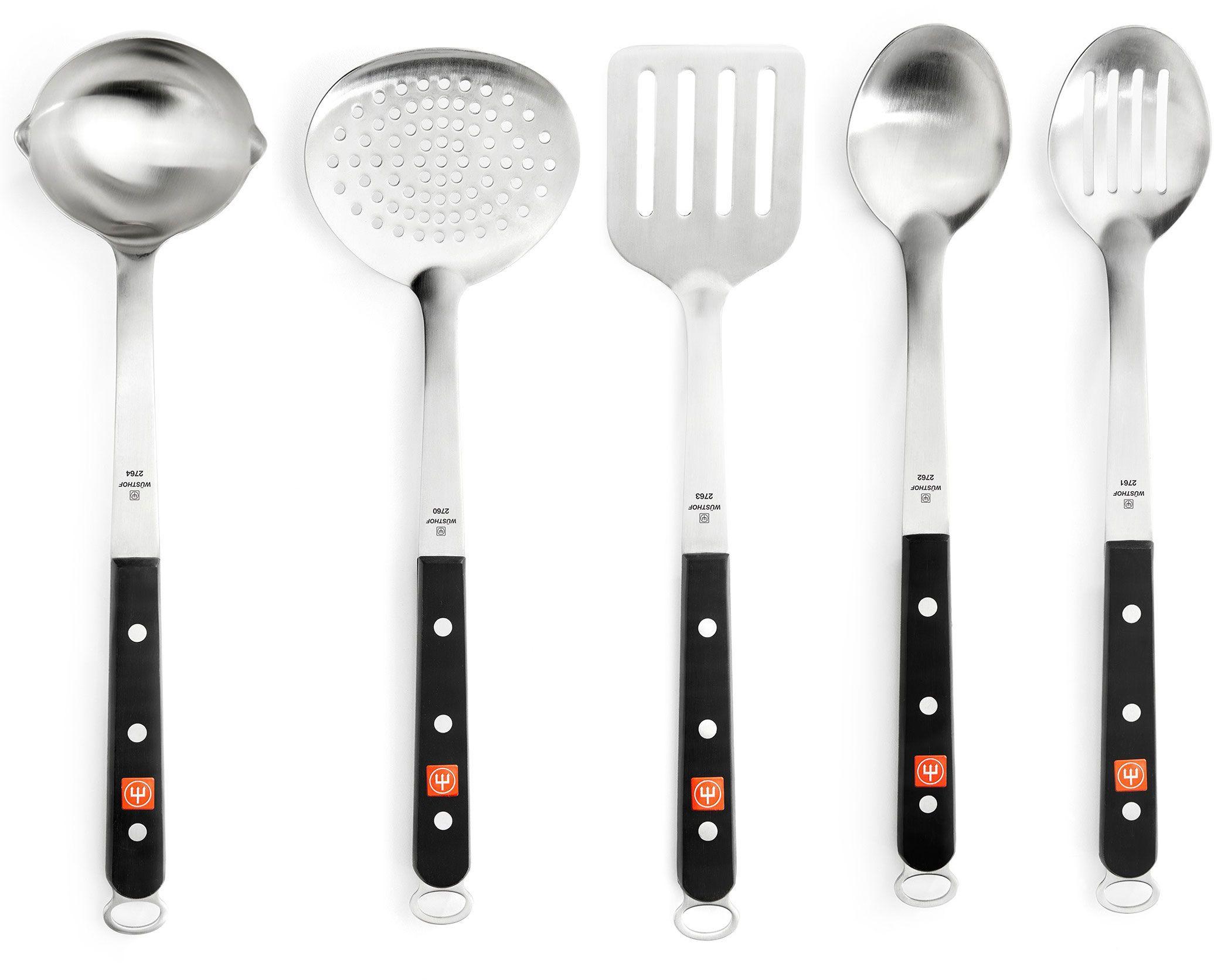 Wusthof 5 Piece Kitchen Tool/Utensil Set