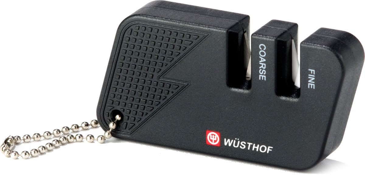 Wusthof 2-Stage Keychain Picnic Sharpener
